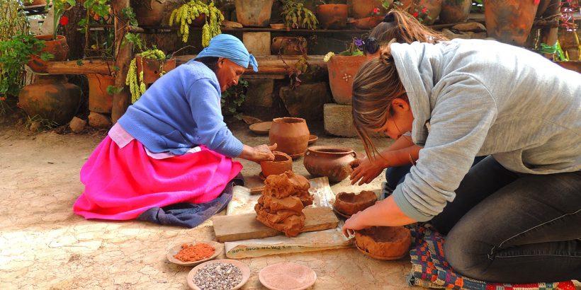 Pueblo de Huancas